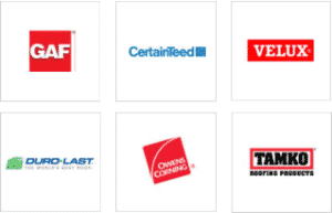 Roofing Material Brands